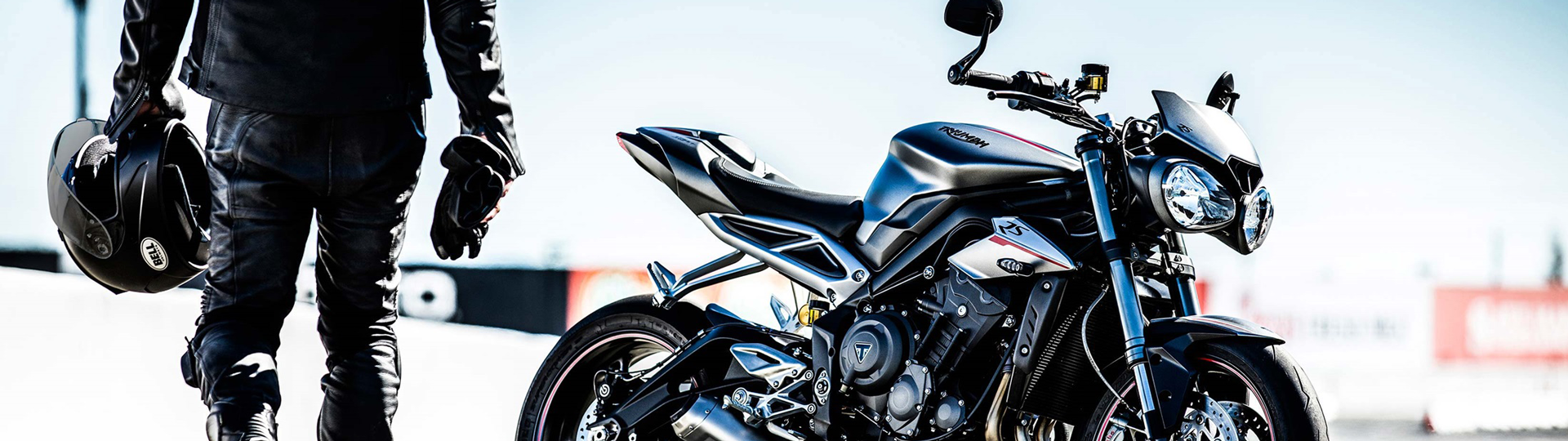 The all new Street Triple